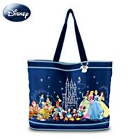Wonderful World Of Disney Tote Bag