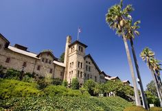 The CIA at Greystone in St. Helena, CA I The Culinary Institute of America