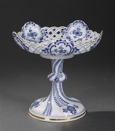 Meissen Compote 1900s