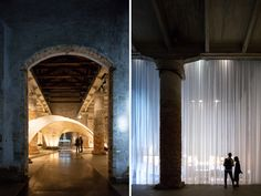 Introductory Room at Arsenale. Photo by Laurian Ghinitoiu | Yellowtrace