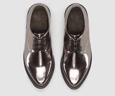 Dr. Martens TANNER in Pewter