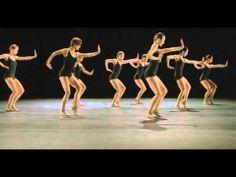 """Falling Angels"", Netherlands Dance Theatre/ Choreography-Jiri Kylian, Music – Steve Reich, directed -Hans Hulscher Dance 6"