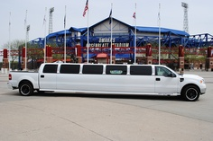 Truck limo