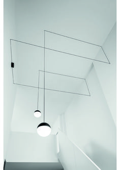 STRING LIGHTS by Michael Anastassiades for FLOS. 23 studio luce rivenditore Flos a Padova www.23studioluce.com
