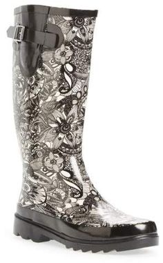 2ab74b444a236 I want a cute pair of rain boots to wear around this spring!  rainboots