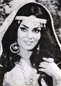 Türkan Şoray #Turkish actress #vintage
