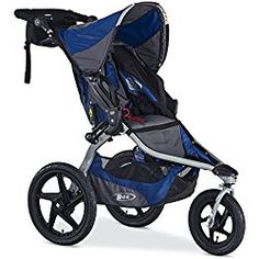 BOB 2016 Strides Fitness Jogging Stroller, Blue