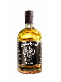 Motörhead Swedish Single Malt Whisky (Batch III), 40%
