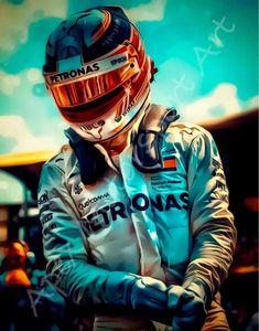 Hamilton Wallpaper, Watch F1, Amg Petronas, F1 Drivers, Lewis Hamilton, Mercedes Amg, Helmets, Motocross, My Idol