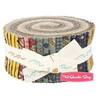 Love Collections for a Cause Jelly Roll Howard Marcus Dunn for Moda Fabrics