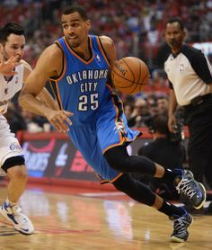 Photo Gallery: Game 6 at Clippers: May 15, 2014 | THE OFFICIAL SITE OF THE OKLAHOMA CITY THUNDER