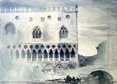 john Ruskin- The Doges Palace.