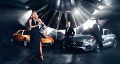 Champions de la Mode : Campagne Mode Automne/Hiver 2015   Mercedes-Benz   L'univers de Mercedes-Benz Laval - le blogue