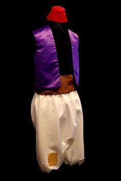 Street Rat Aladdin Costume Custom Made by NeverbugCreations, $500.00