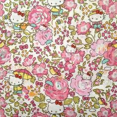 hello kitty x liberty of london season 3 - felicite, via Etsy.