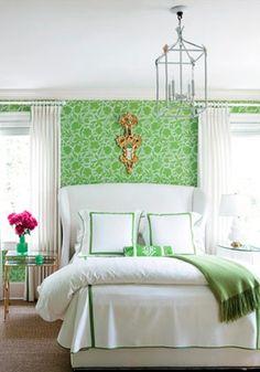 Bedroom Brights.