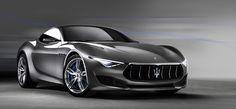 Elektromos sportautóval jön a Maserati is