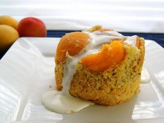 Little Apricot-Almond Cakes (Sugar Free and Grain Free)