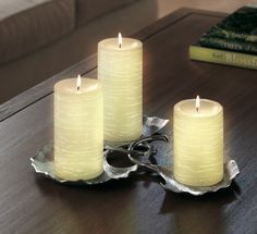 GloLite by #PartyLite - Honeydew