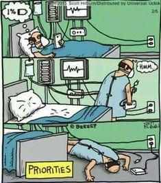 Priorities öncelikler