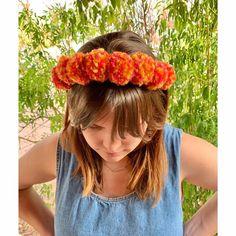 Stevie Pom Pom Headband  Pom Pom Crown   Etsy Pom Pom Headband, Crown Headband, Pom Poms, Danielle May, Cactus Stickers, Handmade, Etsy, Style, Stylus