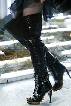 Boots  Rodarte aw15