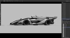 Yasid design:兰博基尼Veneno PS渲染视频-greendesign Lamborghini Veneno, Vehicles, Car, Automobile, Cars, Cars, Vehicle