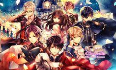 Hot Midnight Cinderella event & premium stories (worth buying with coins) Midnight Cinderella Alyn, Hot Stories, Anime Family, Shall We Date, Bishounen, Tsundere, Manga, Girls Dream, Fantasy World