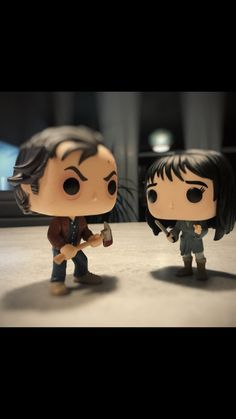 Jack Torrance and Wendy Torrance - The Shining