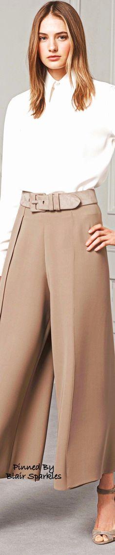 Pre Fall 2016 Ralph Lauren ~ ♕♚εїз   BLAIR SPARKLES women fashion outfit clothing style apparel @roressclothes closet ideas