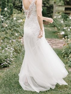 Sarah Janks Briana SJ209 Size 2 Wedding Dress – OnceWed.com