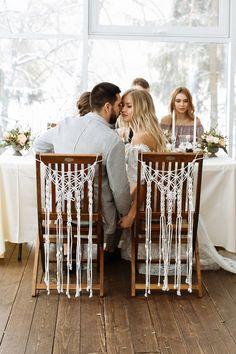 100 Boho Wedding Decor Finds You'll Love! | The Perfect Palette Boho Wedding Decorations, Wedding Chairs, Wedding Table, Bridal Fashion Week, Wedding Trends, Newlyweds, Boho Decor, Bridal Style, Perfect Wedding