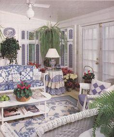 Vintage Goodness - A Blog For All The Vintage Geeks: Vintage 80s Home Decorating Trends