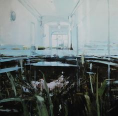 Interview with Alex Kanevsky : Painting Perceptions