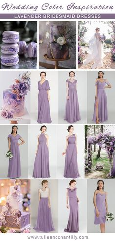 2021 wedding color inspiration with combo ideas on lavender bridesmaid dresses on budget from tulleandchantilly Lavender Bridesmaid Dresses, Affordable Bridesmaid Dresses, Brides And Bridesmaids, Tulle Wedding, Wedding Dresses, Wedding Inspiration, Color Inspiration, Wedding Ideas, Wedding Colors
