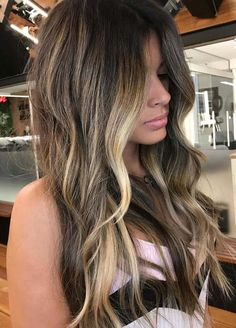 40 Absolutely Gorgeous Balayage Ombre Hair Colors for 2018