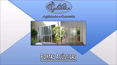 #PortasAcústicas #PortasAcústicasSP #PortasAcústicasSãoPaulo