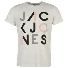 9836271d680a Jack and Jones Core   Bully T Shirt by Jack and Jones Core   Men s T