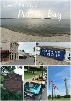 Put-in-Bay - lovely spot in Ohio.