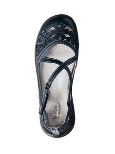 When a shoe gets as many raves as last year's sold-out Blossom, it deserves an encore. From Jambu(tm), they're cute and comfy from your first wear