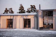 Hotel Fabriken Furillen, Gotland, Sweden