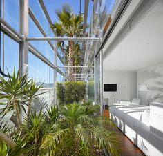 A decoração natural e criativa da Ateliers Jean Nouvel