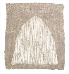 Grand Portal. #weaving #fiber #fibre