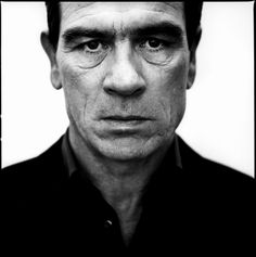 Tommy Lee Jones-Love him, too, but time to get the eyes done.