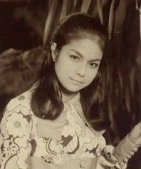 """young image NORA AUNOR *Aunor was born in Baryo San Francisco, Iriga, Camarines Sur to Antonia Cabaltera and Eustacio Villamayor * a Filipino actress, recording artist, and film producer. Aunor has also appeared in several stage plays, television shows, and concerts *She is known as Philippine cinema's """"Superstar"""" and is regarded as the People's National Artist. """"The Hollywood reporter"""" magazine, called her """"The Grand Dame of Philippine Cinema"""" for her brilliant performance in the movie… Nora Aunor, Stage Play, The Hollywood Reporter, Pinoy, Call Her, Concerts, Philippines, Superstar, San Francisco"""