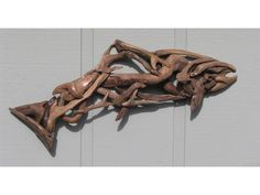 driftwood art | Sculpture , Furnishings , Garden Art, Gates, Etc.