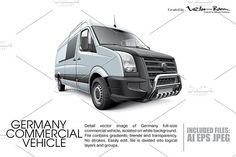 Germany Commercial Vehicle. Commercial #minivan
