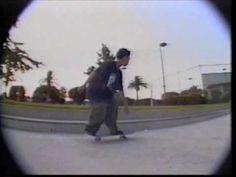Daniel Castillo - World Industries - Love Child 92. - Clube do skate.