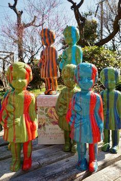 画像7: Clonette Doll  クロネットドール フランス ストライプ8色 女の子人形