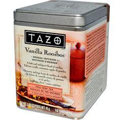 tazo- vanilla rooibos